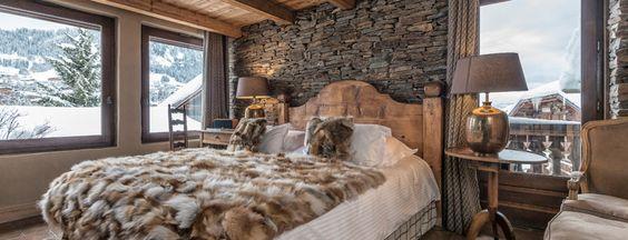 Golden fur blanket for winter retreat.