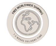 Free worldwide shipping, 1-3 weeks delivery time.