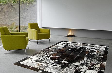 Amazon.com: cowhide rug