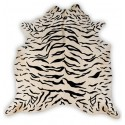 Tiger black on light beige