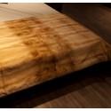 Golden Mink Plucked Fur Blanket