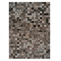 hide rug ciment multicolour  in panels 6 x 6 cm