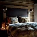 Γούνινo ριχτάρι - κουβέρτα  Coyote Natural