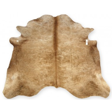 cowhide d-33 light beige