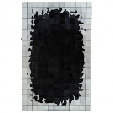 MOZAIK 15 BLACK BLACK WHITE