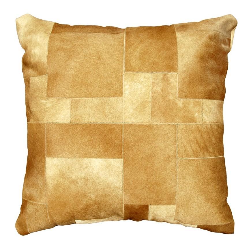 Μαξιλαρα δαπεδου exotic light beige puzzle 80x80 cm