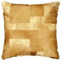 δερματινη Μαξιλαρα δαπεδου light beige puzzle