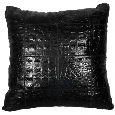big floor cushion cover*jurasico nero panel 20x20 80x80 cm