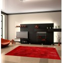 cowhide rug red ( rosso )  puzzle
