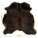 cowhide d-05 dark brown