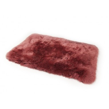 χαλι sheepskin old red