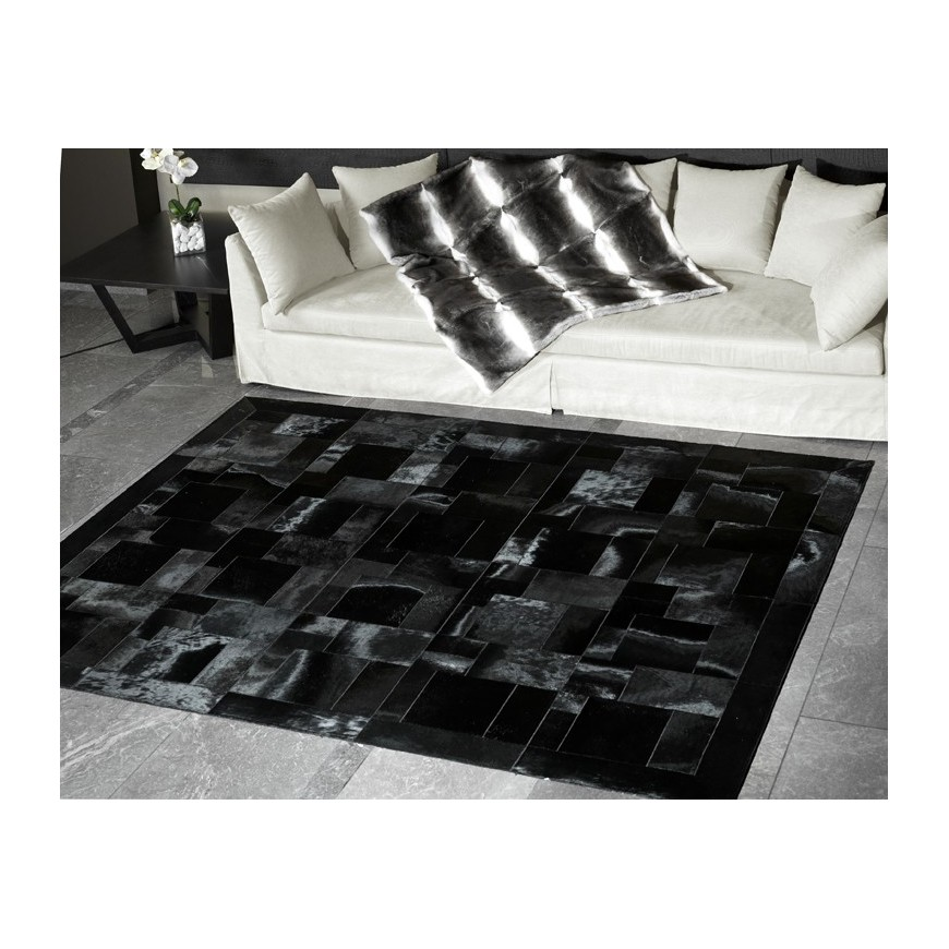 black nero horsy puzzle with frame