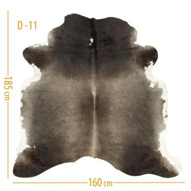 cowhide d-11 redish sk 3.00 m2
