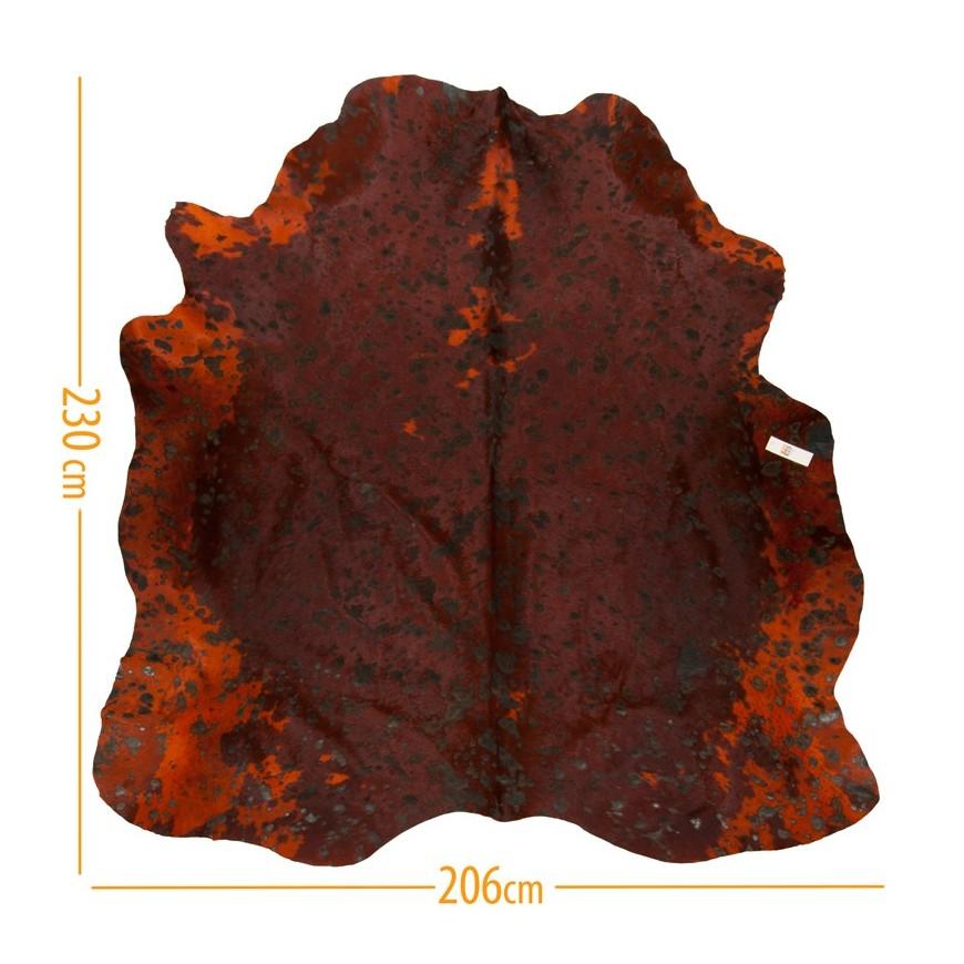 χαλι δερμα d-22 volcano 4.32 m2