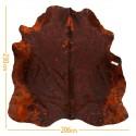 cowhide d-22 volcano