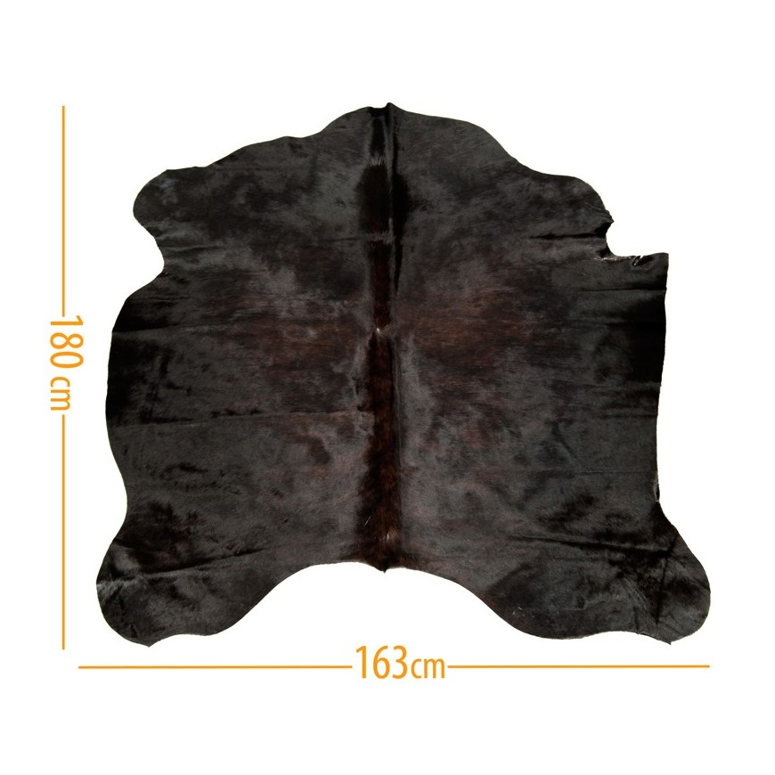 cowhide d-39 exotic dark