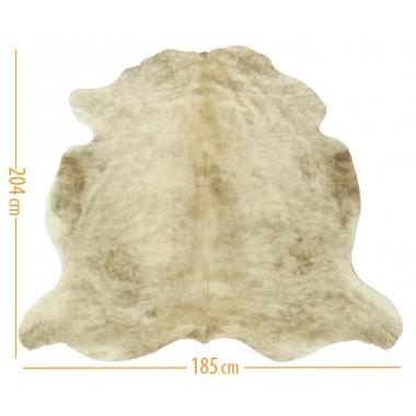 cowhide d-46 beige grey