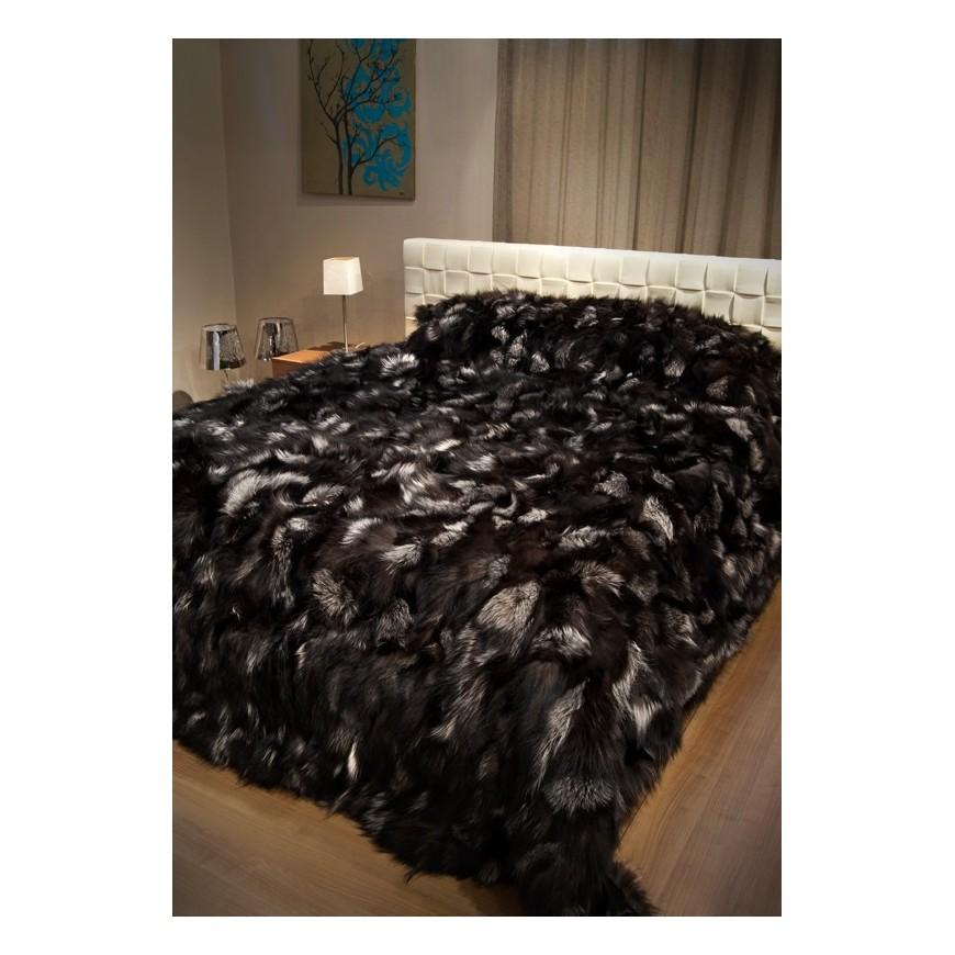 Golden Island Fur Blanket 140 x 200 cm
