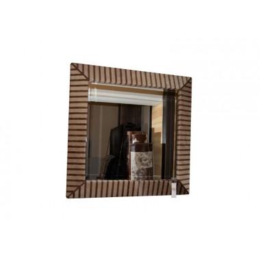 MIRROR PONY RIGA  105 x 105 CM