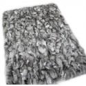 frost γούνινο ριχτάρι διάσταση από γούνα αλεπούς